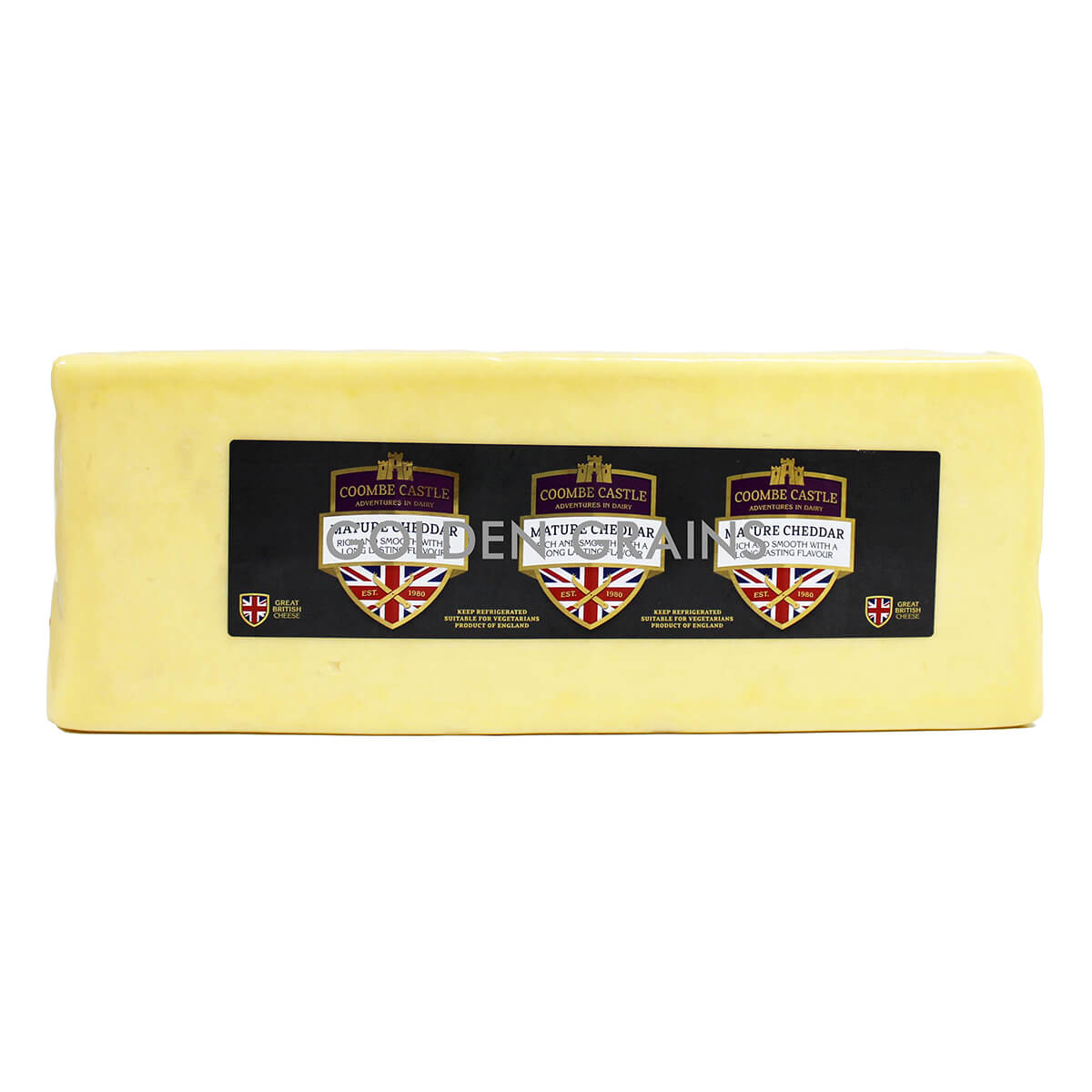 Coombe Castle Mature Cheddar Cheese