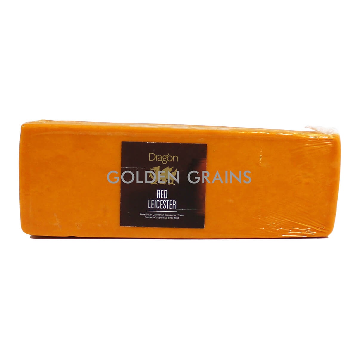 Dragon Red Leicester Cheese