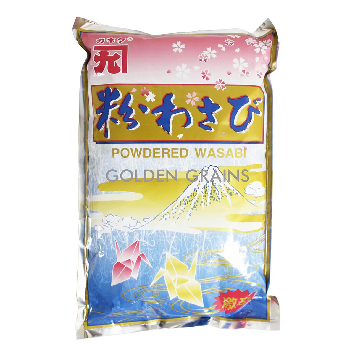 Golden Grains Dubai Export - Powdered Wasabi  - Front.jpg