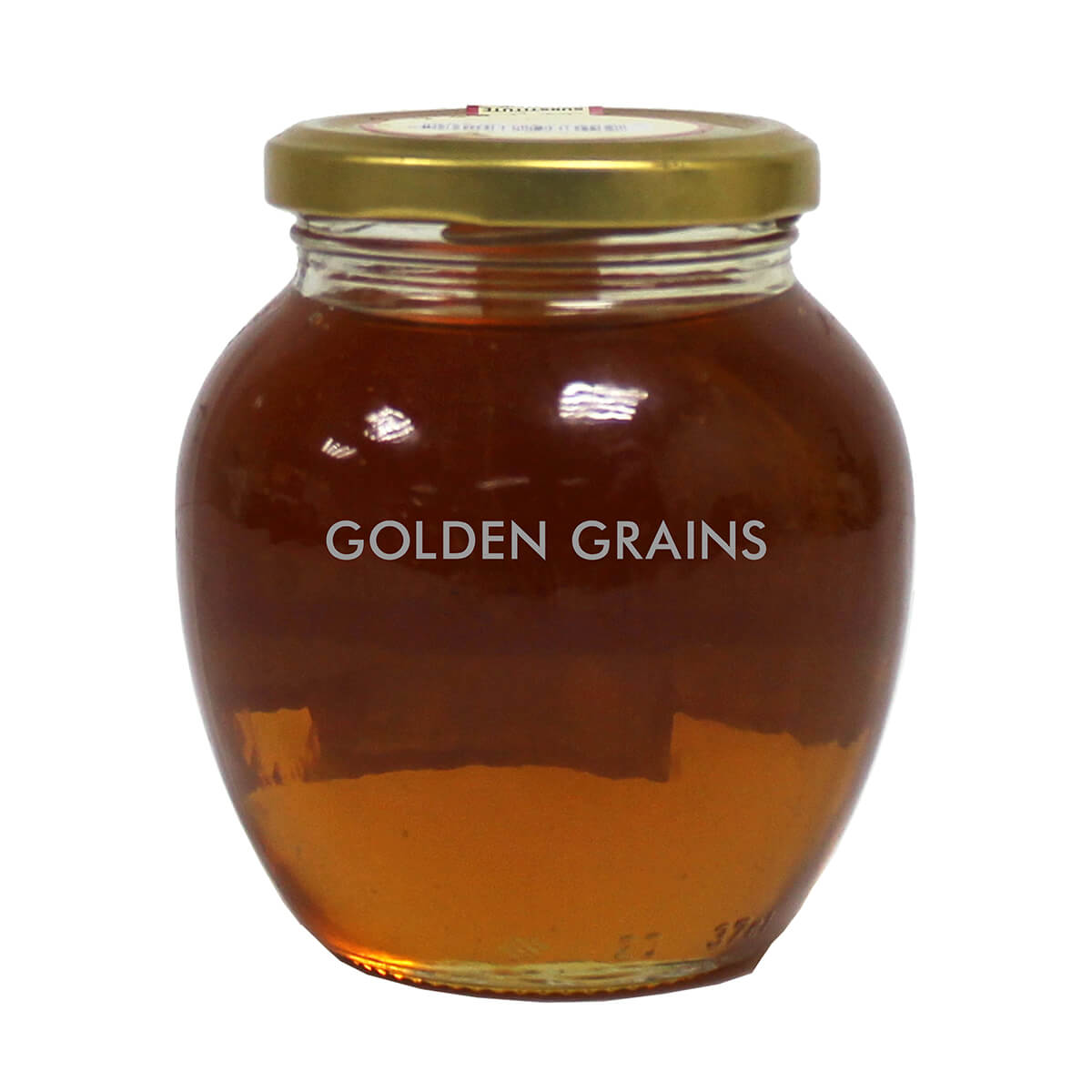 Golden Grains Mediterranea - Honey Sub - 500G - Turkey - Back.jpg
