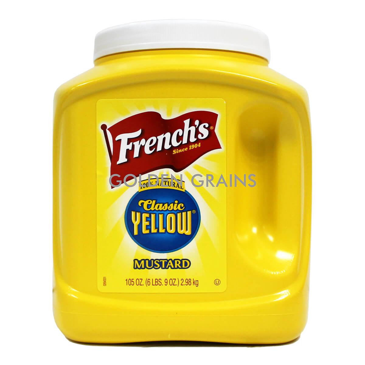 Golden Grains Dubai Export - Frenchs - Mustard Big - Front.jpg