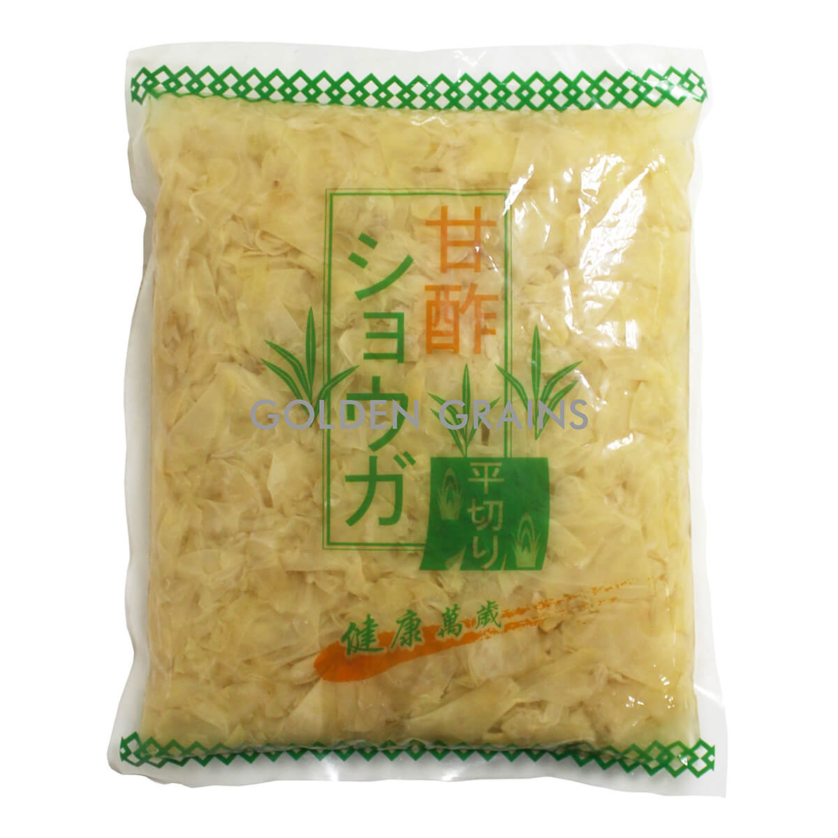 Golden Grains Dubai Export - Sushi Ginger White - Front.jpg