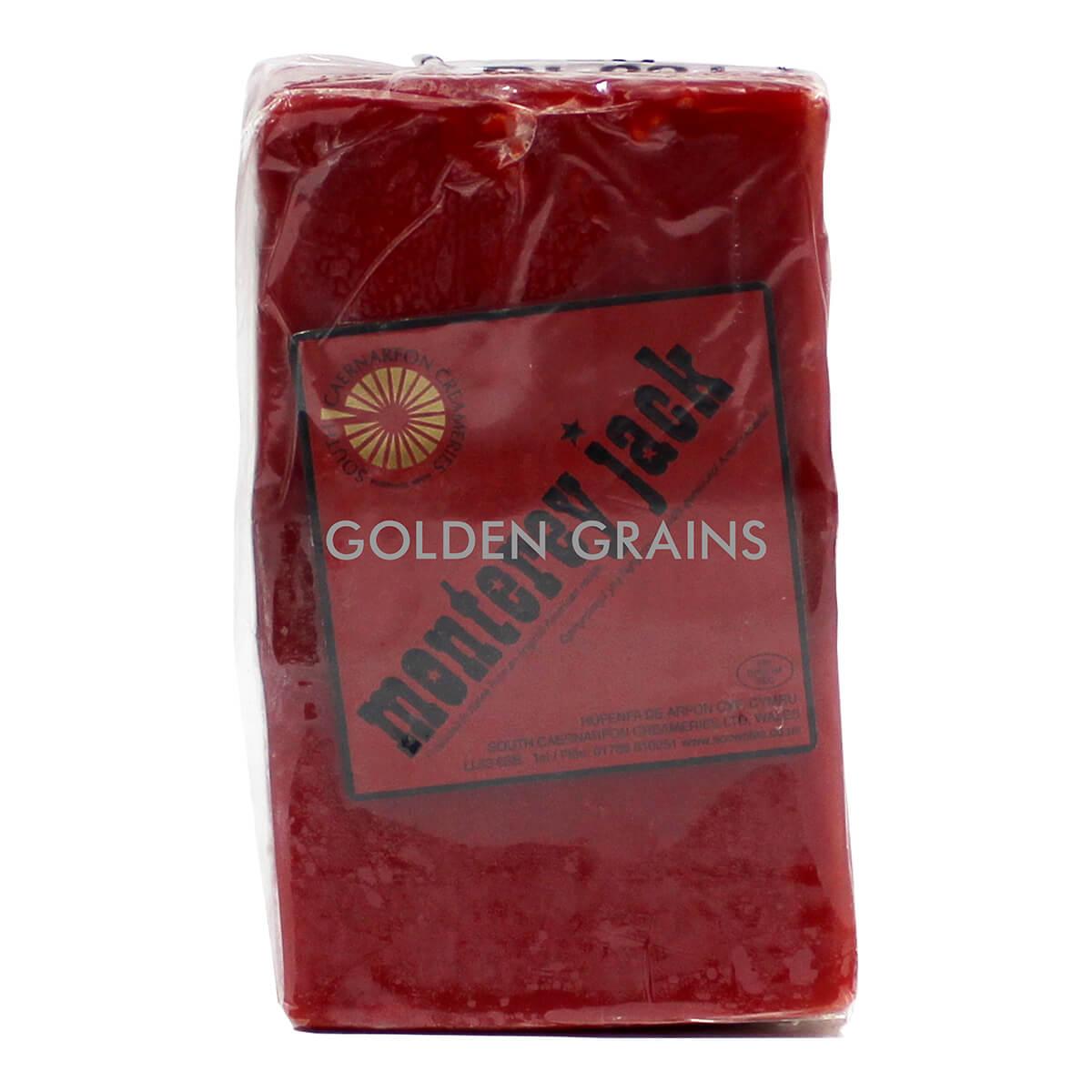 Golden Grains Dubai Export - Montery Jack Cheese - Front.jpg