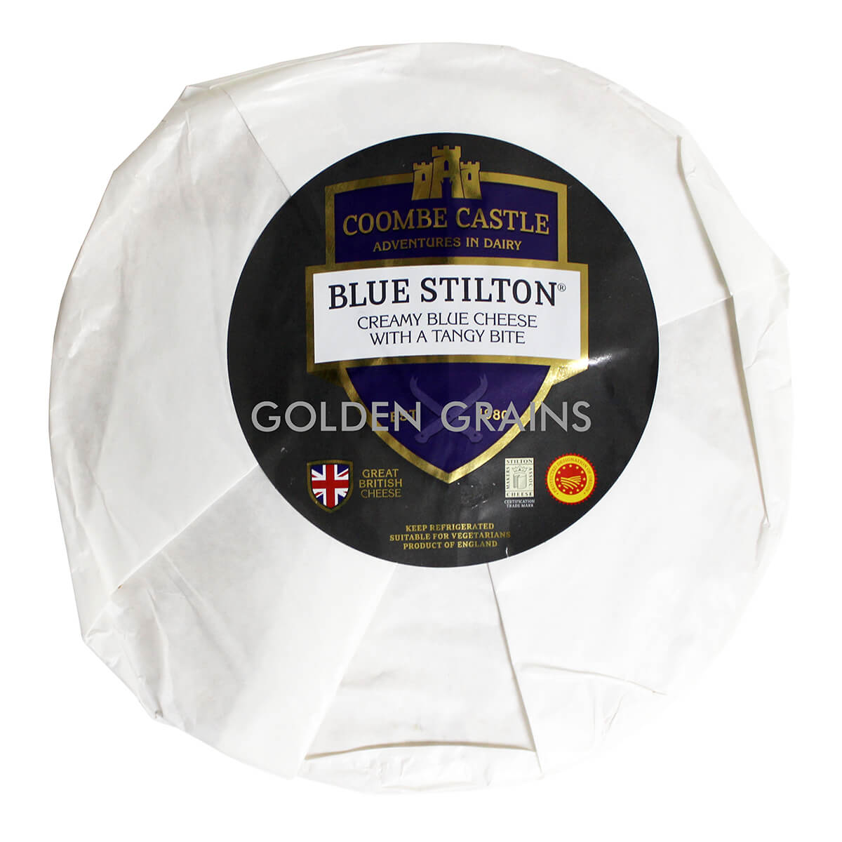 Coombe Castle Blue Stilton