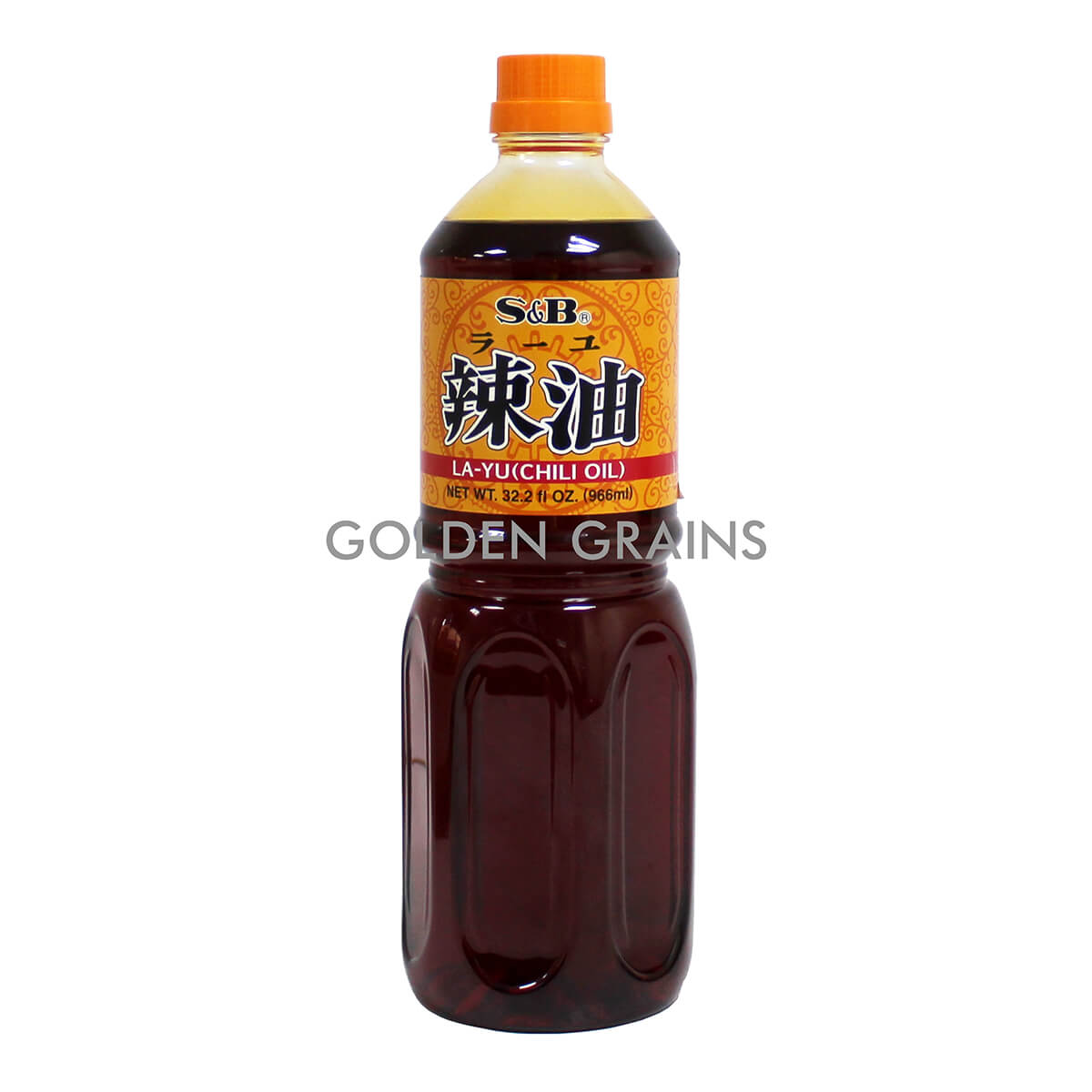 Golden Grains Dubai Export - S&B - Chili Oil - Front.jpg