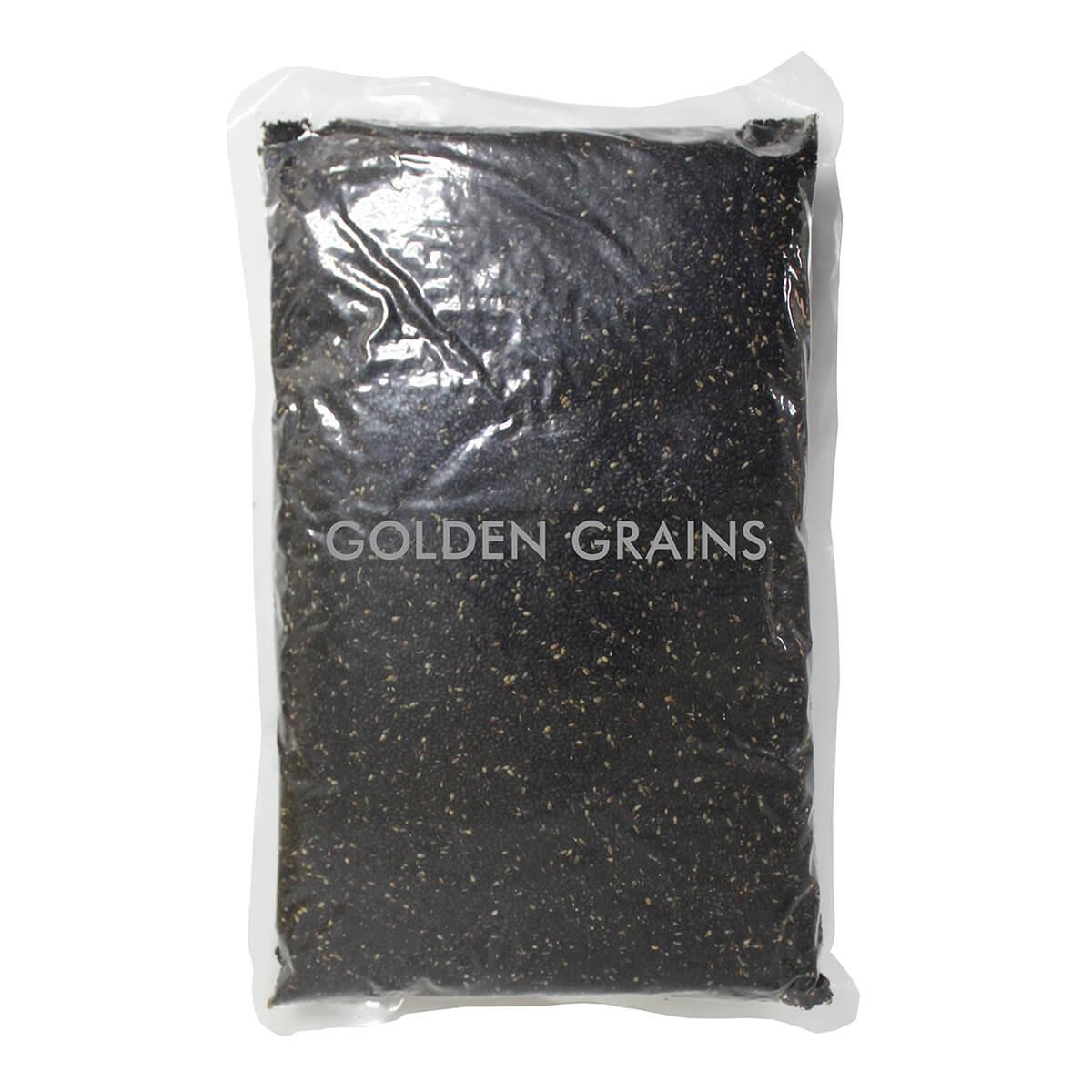Golden Grains Dubai Export - Roasted Sesame Black - Back.jpg