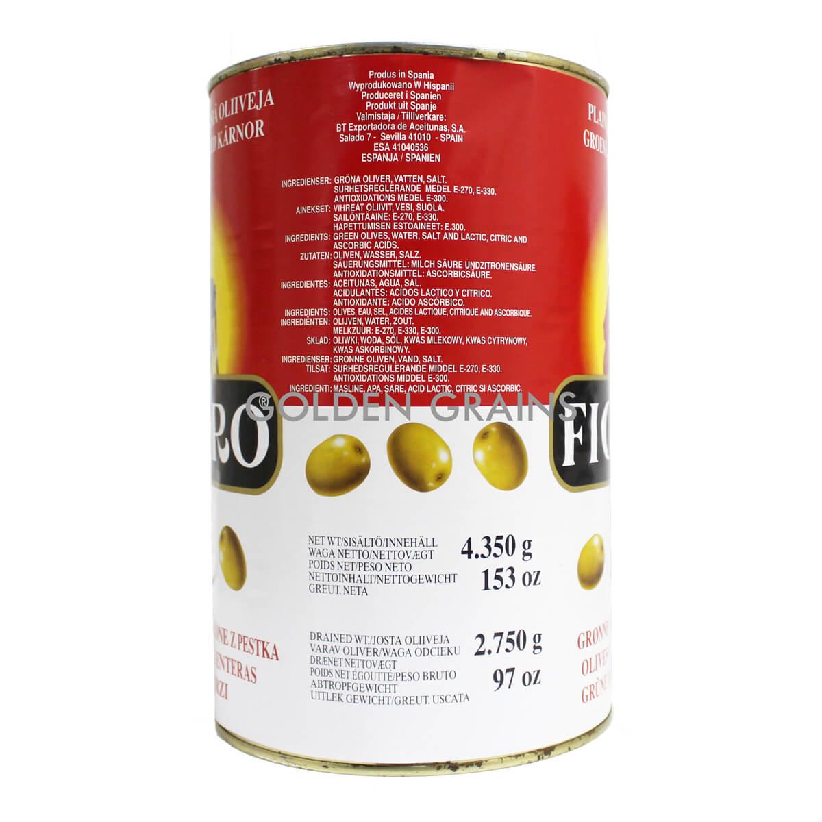 Golden Grains Figaro - Green Olives - Back.jpg