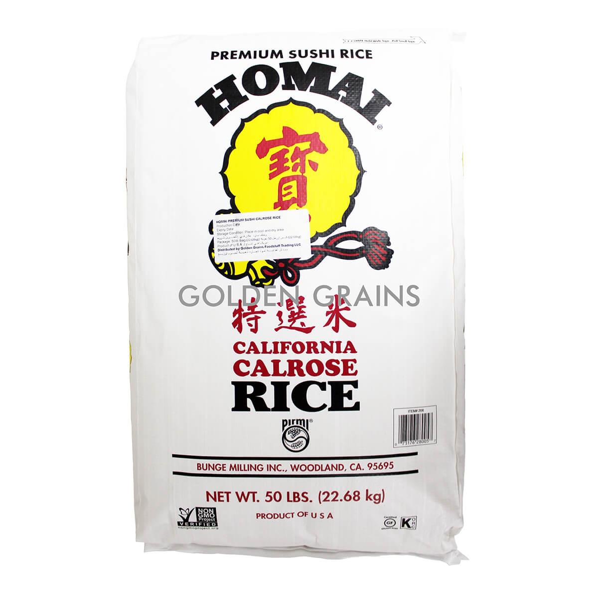 Homai Calrose Rice