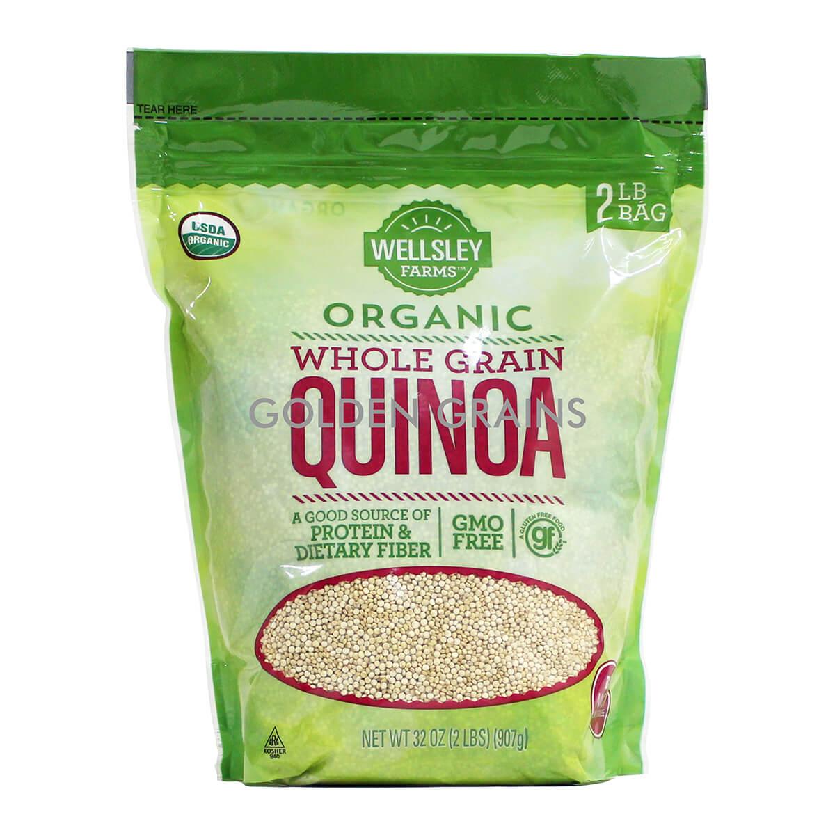Wellsley Organic Quinoa