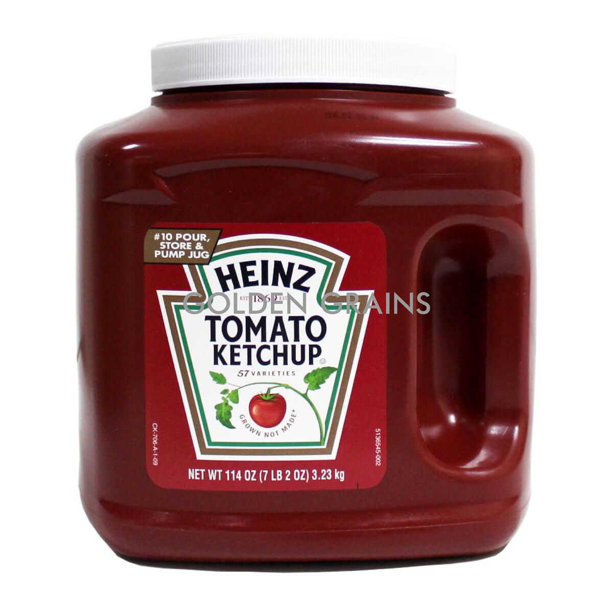 Golden Grains Heinz - Tomato Ketchup Big - Front.jpg