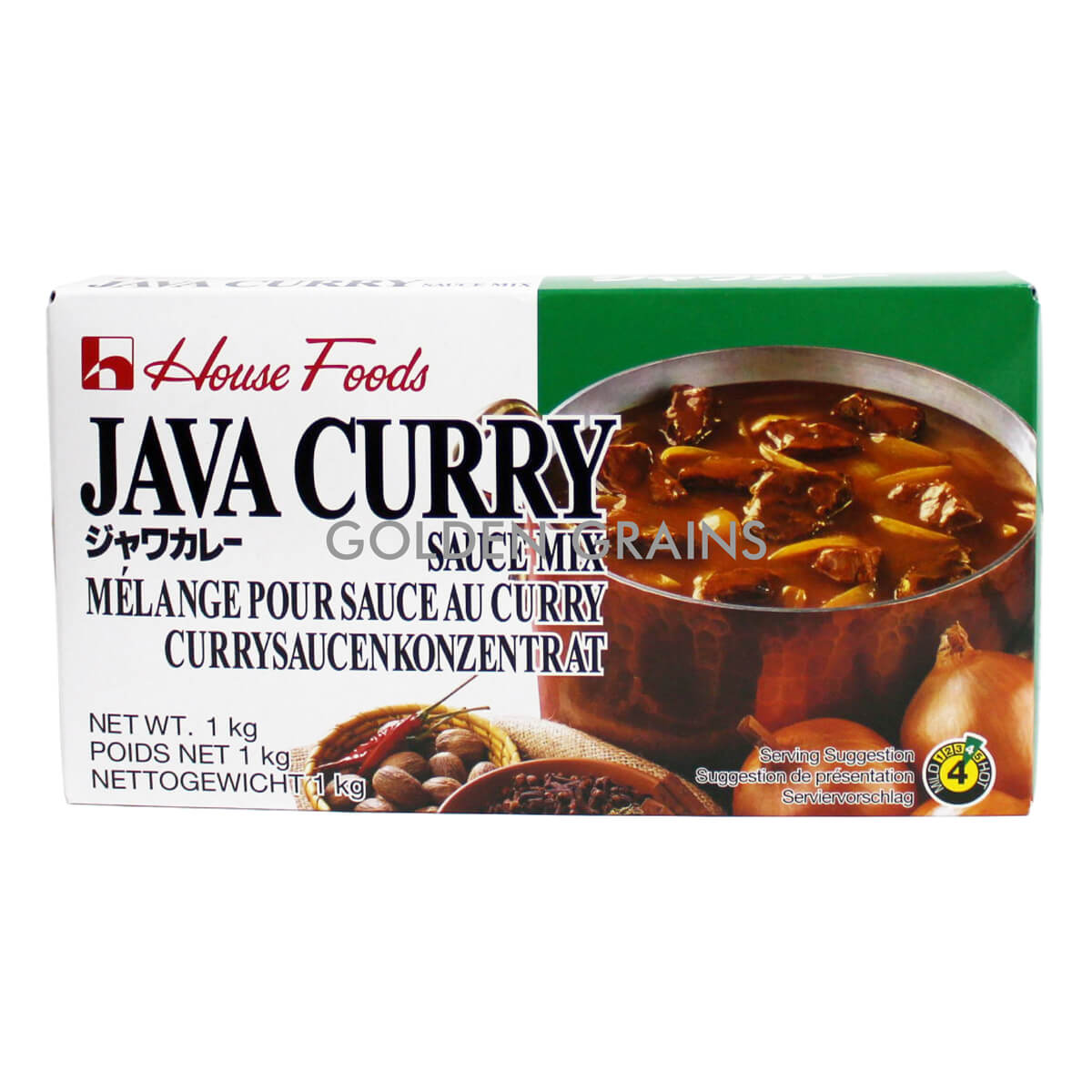 Golden Grains House Foods - Java Curry - Front.jpg