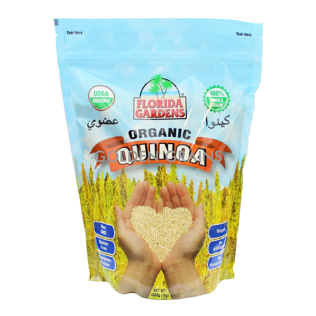 Florida Gardens Organic Quinoa