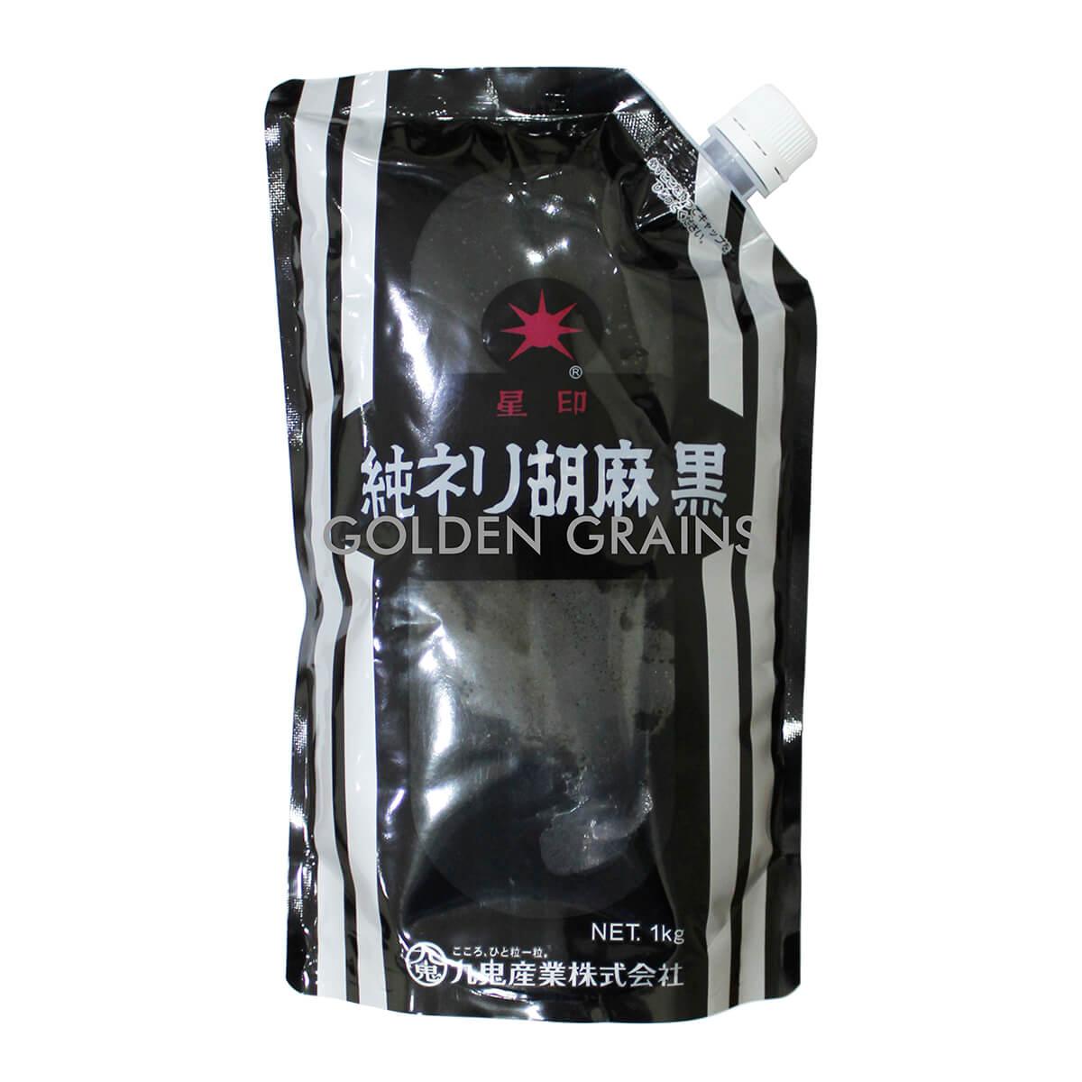 Golden Grains Kuki - Black Sesame Paste - Front.jpg
