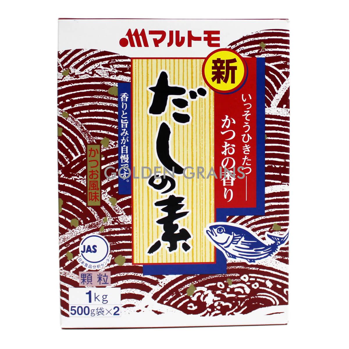 Golden Grains Marutomo - Dashi - Front.jpg