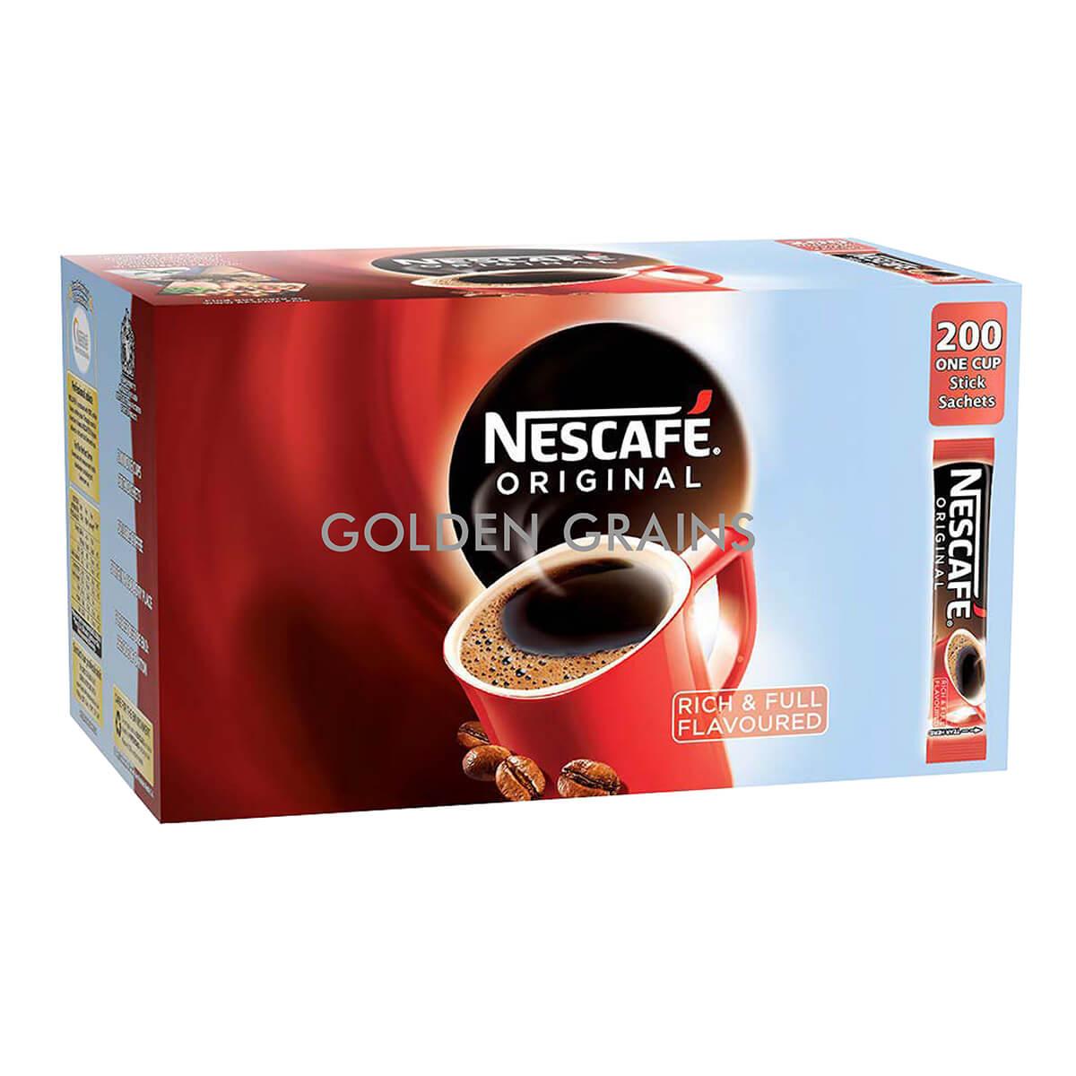 Golden Grains Nescafe - Original Stick - Front.jpg