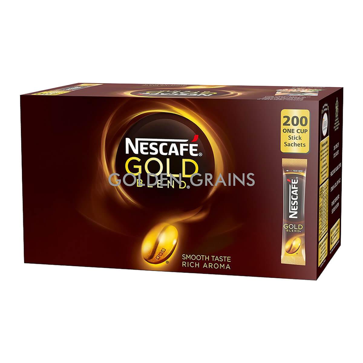 Golden Grains Nescafe - Gold Blend Stick - Front.jpg