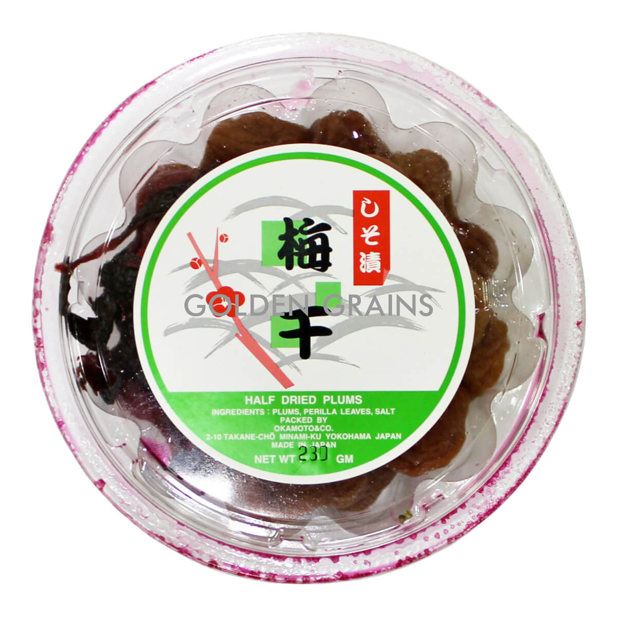 Golden Grains Okamoto - Half Dried Plums - Front.jpg