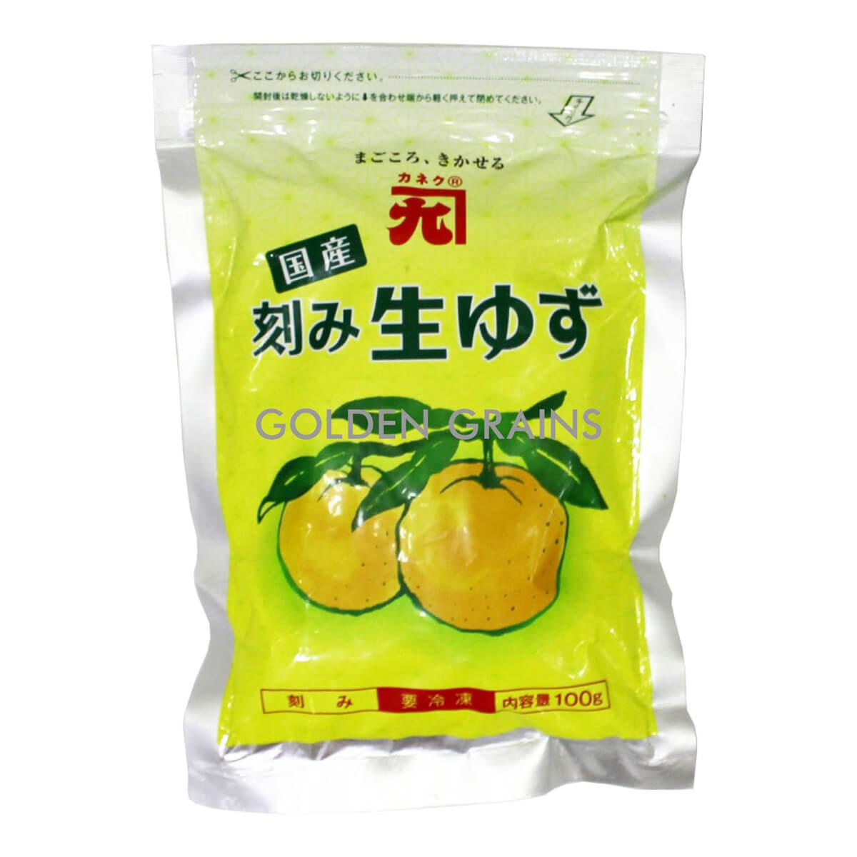 Golden Grains Kaneku - Yuzu Peel - Front.jpg