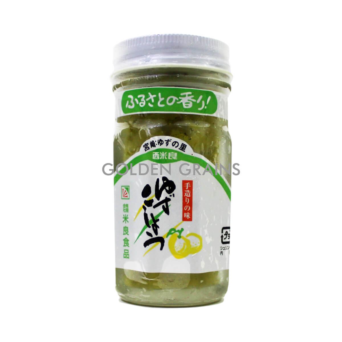 Golden Grains Mera Foods - Yuzu Kosho Blue - Front.jpg
