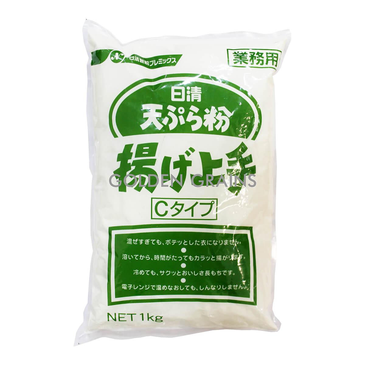 Golden Grains Nisshin Foods - Tempura Batter Mix - Front.jpg