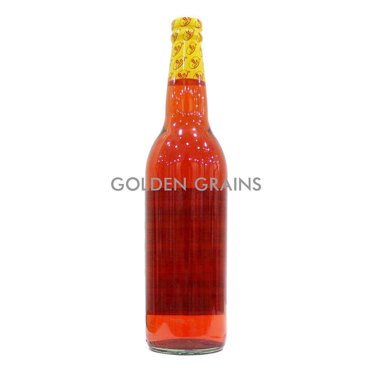 Golden Grains Dahong - Red Vinegar 630ML - Back.jpg