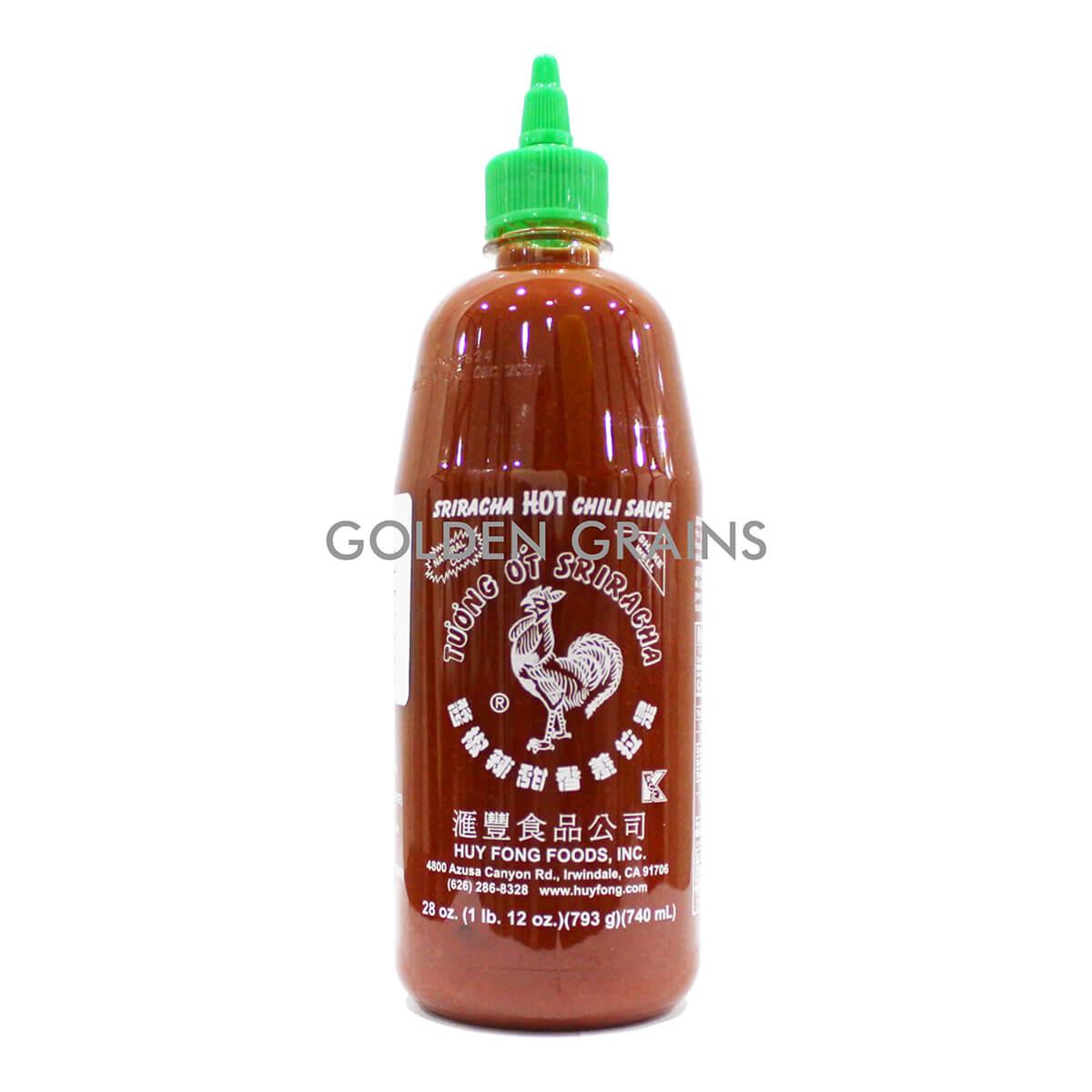 Golden Grains Huy Fong - Sriracha 793G -Front.jpg