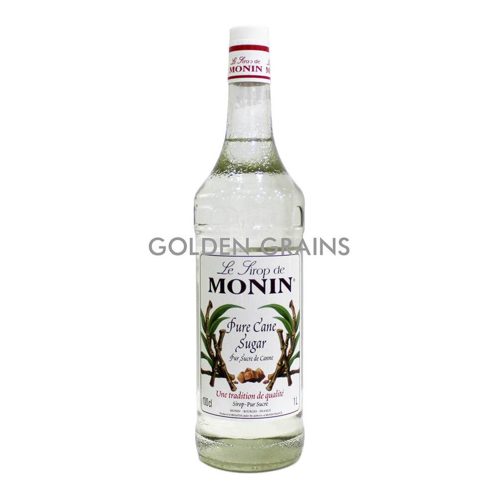 Golden Grains - Monin - Pure Cane 1LTR - Front.jpg