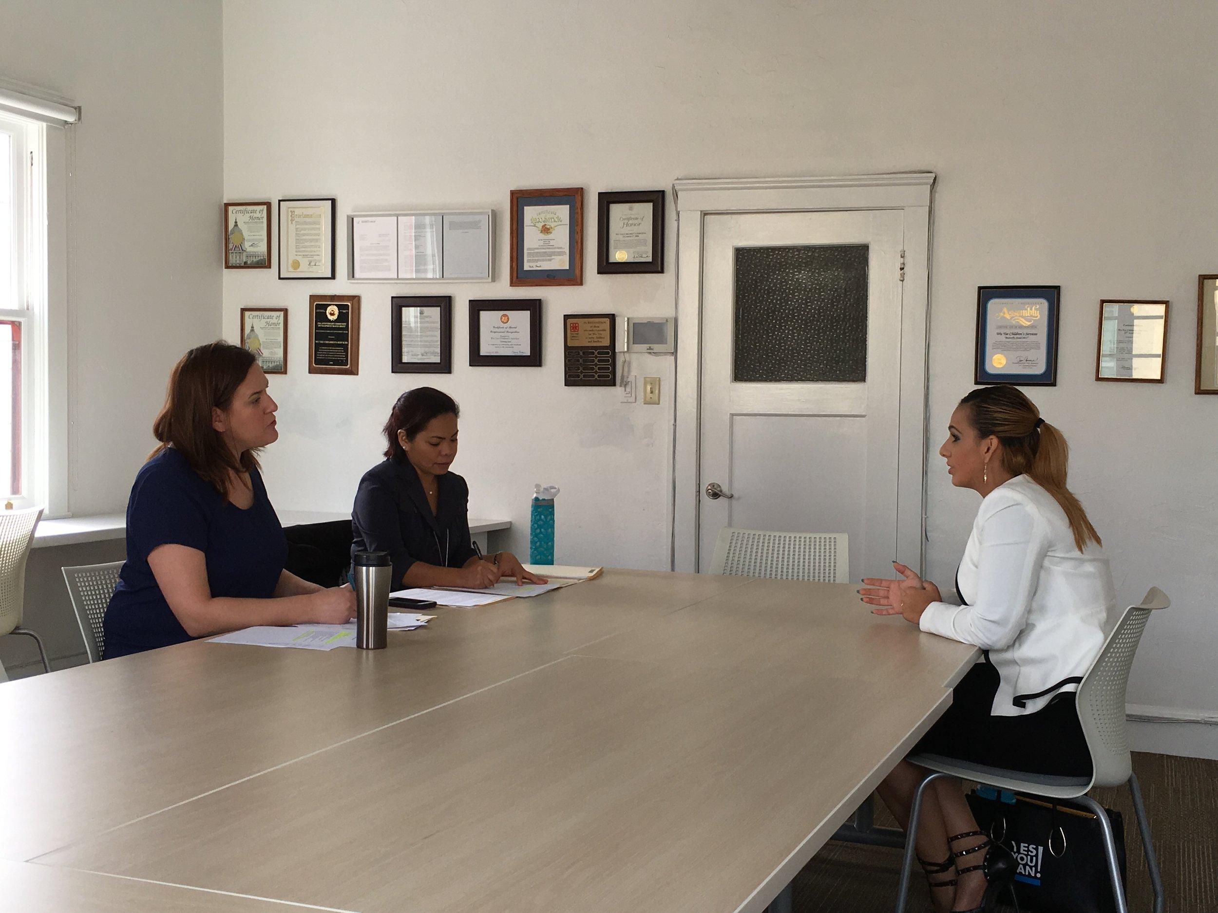 ECE Career Pathway Program Practice Interviews