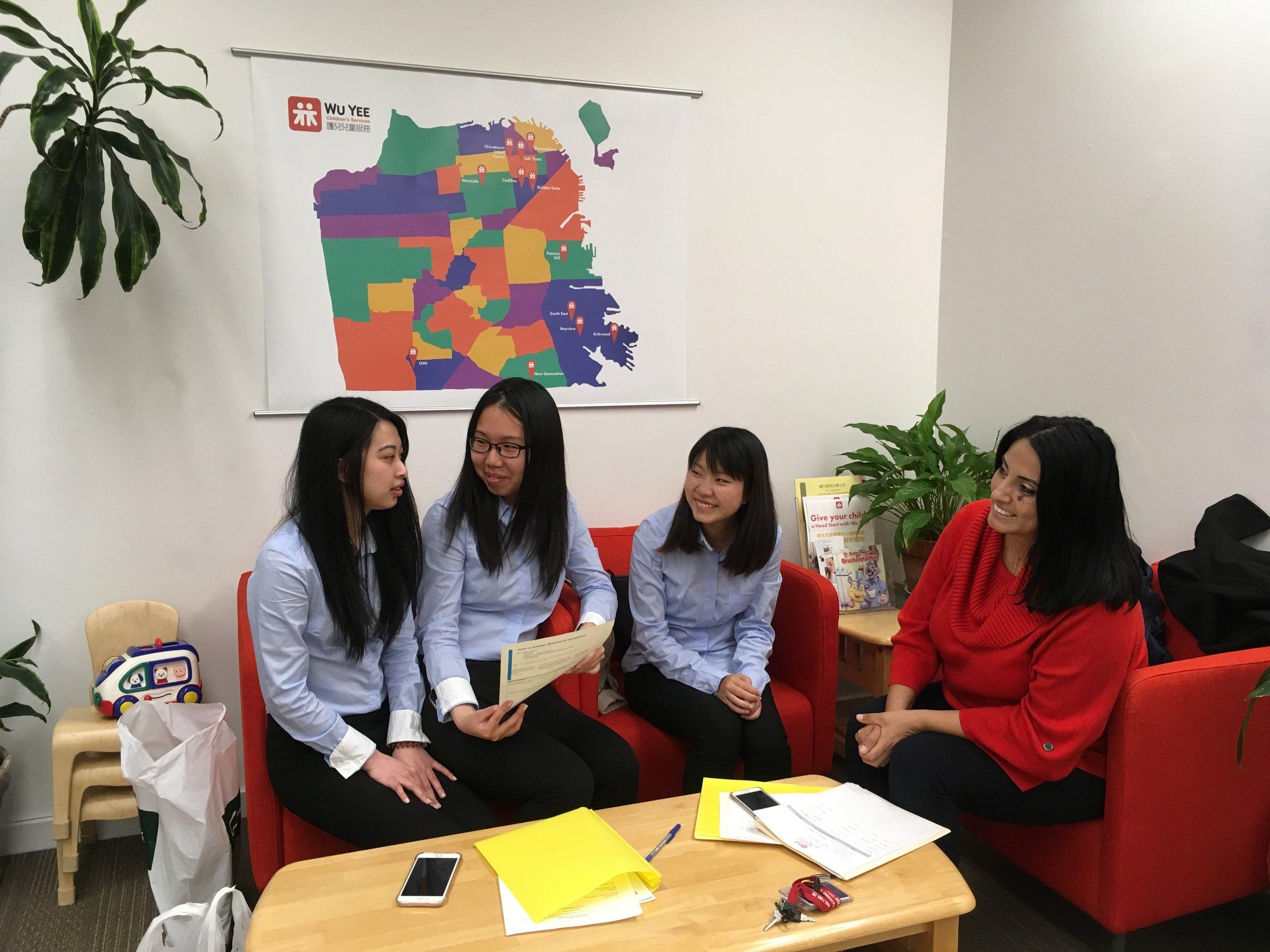 Prepping for ECE Career Pathway Program Practice Interviews