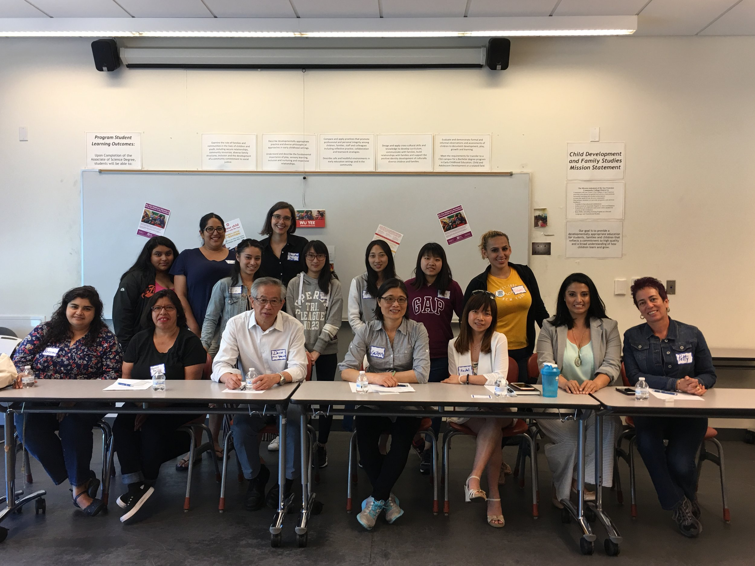 Reflective Supervision Practices at City College of San Francisco