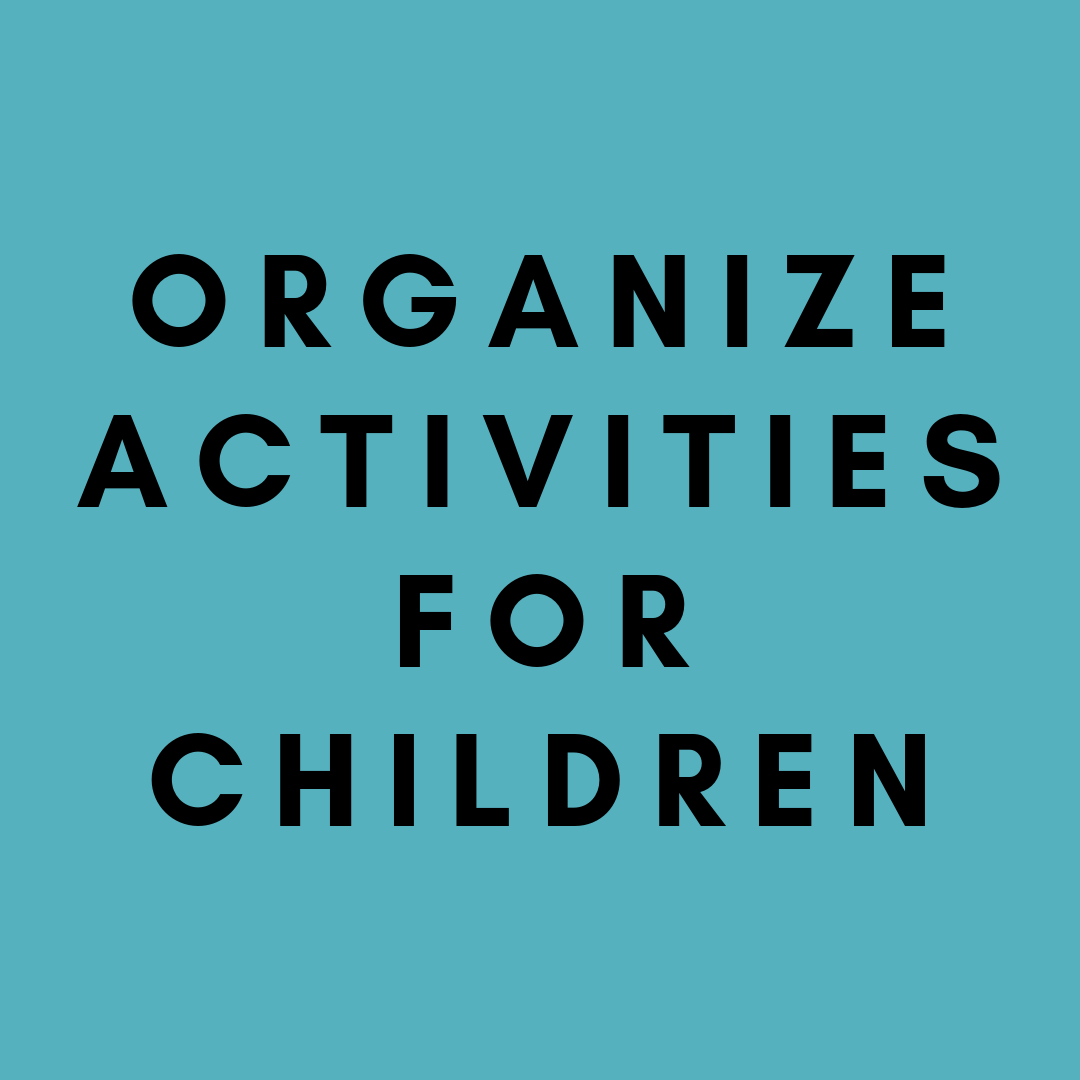 Organize visual arts, music, and cultural education, or sponsor, raise funds, and chaperone field trips to enhance the  child's experience  in Wu Yee's programs.
