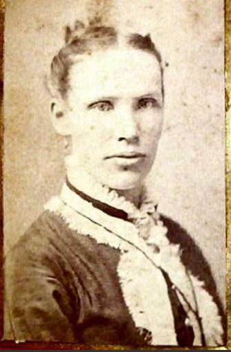 My 3rd Great Grandmother, Elizabeth Hyde