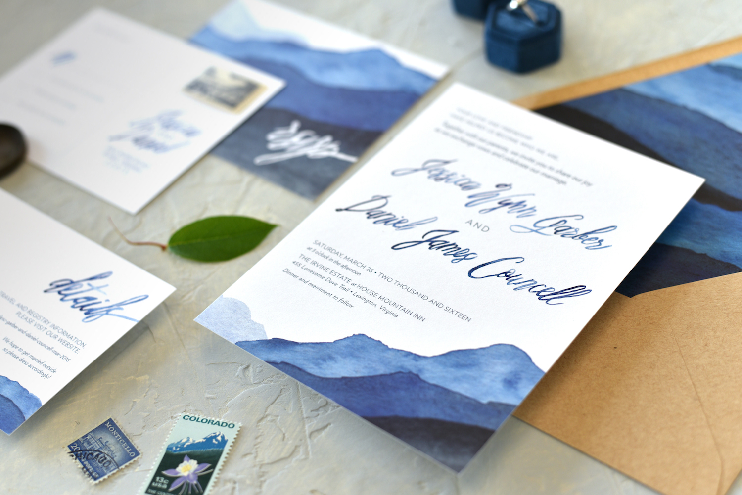 weddingpaper - Are you engaged and dreaming of something beautiful and custom for your big day? I'd love to help! Fill out the form below and we can start dreaming together!