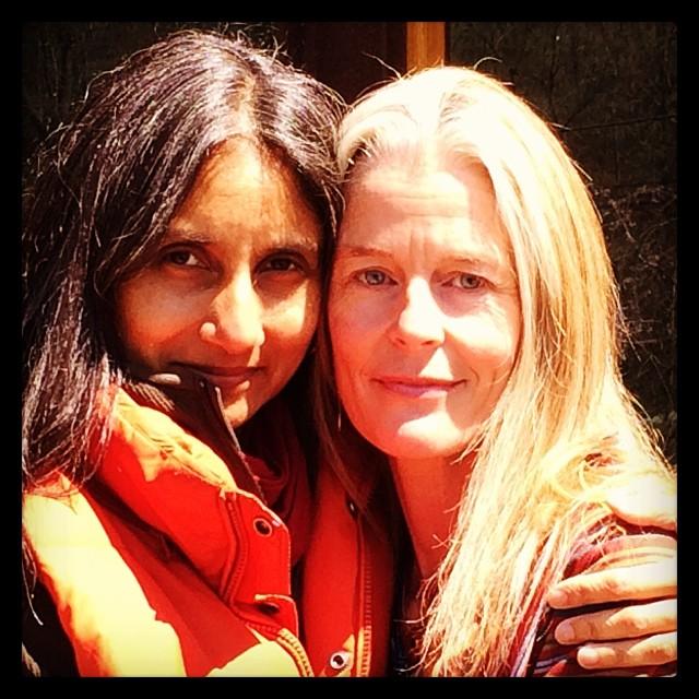 My old friend, Saraswati