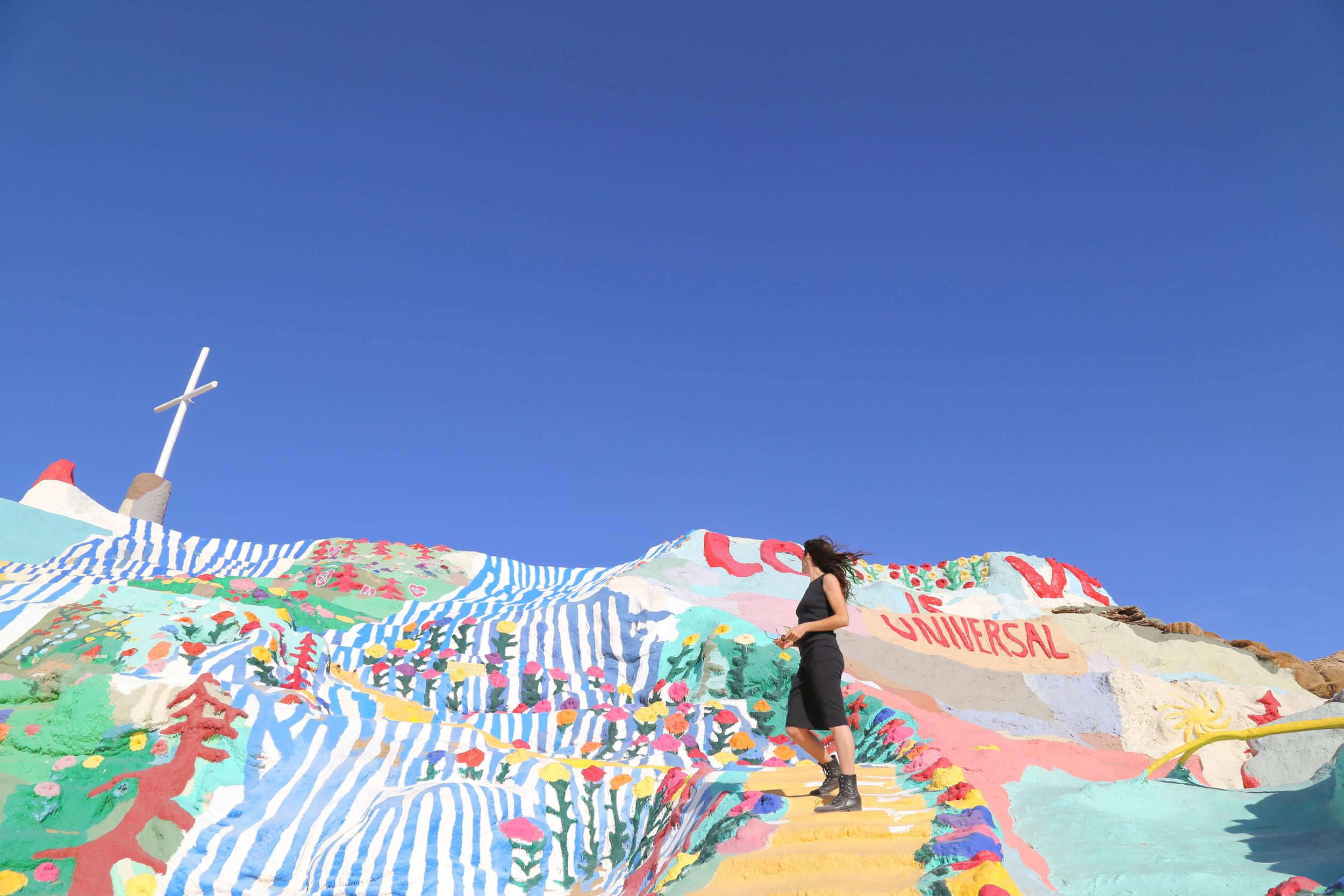 WATCH | CALIFORNIA | Salvation Mountain and The Salton Sea