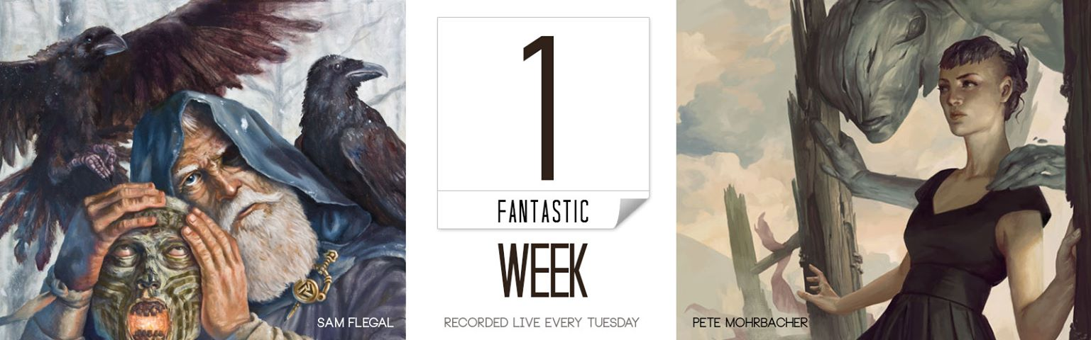 One Fantastic Week - Artwork © Sam Flegal and Peter Morhbacher