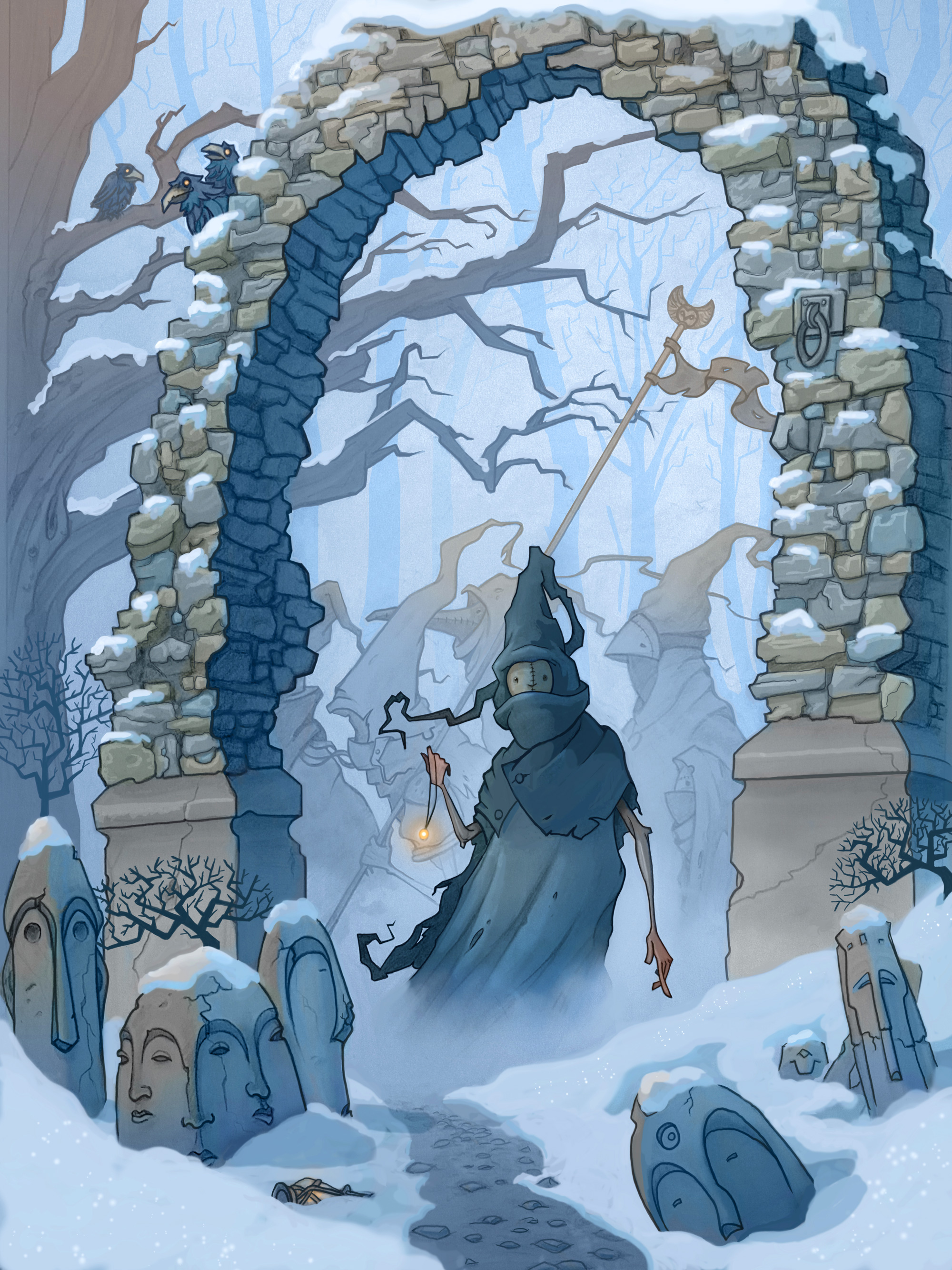 The Grave Watchers