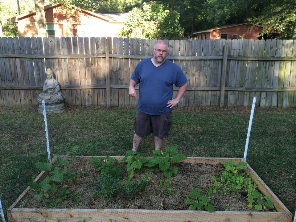Matt Heblon helped us with our Guinea Pig to Green Thumb Virtual Gardening Series now available on the Membership Pages.