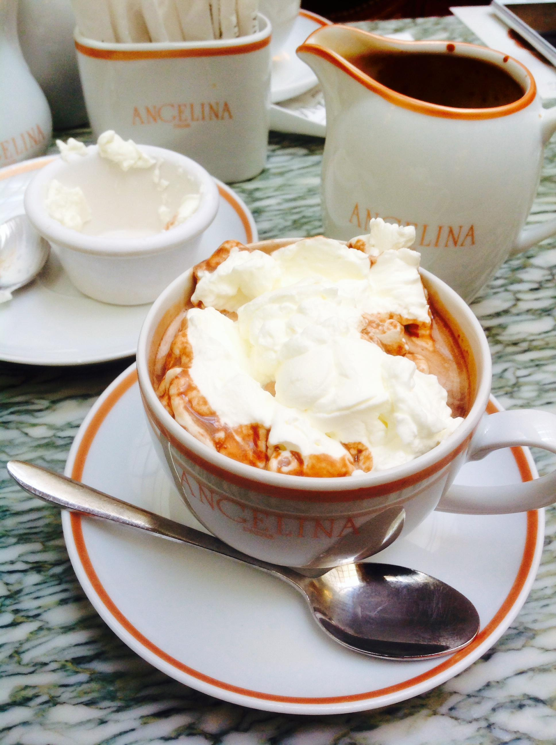 African Hot Chocolate