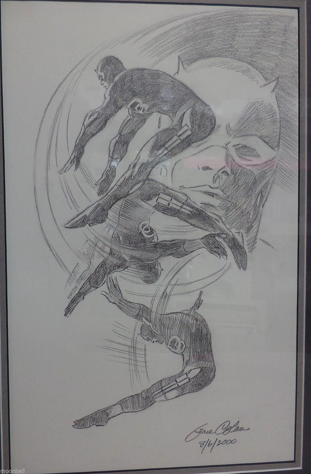 Gene Colan - Daredevil
