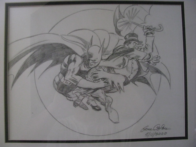 Gene Colan - Batman
