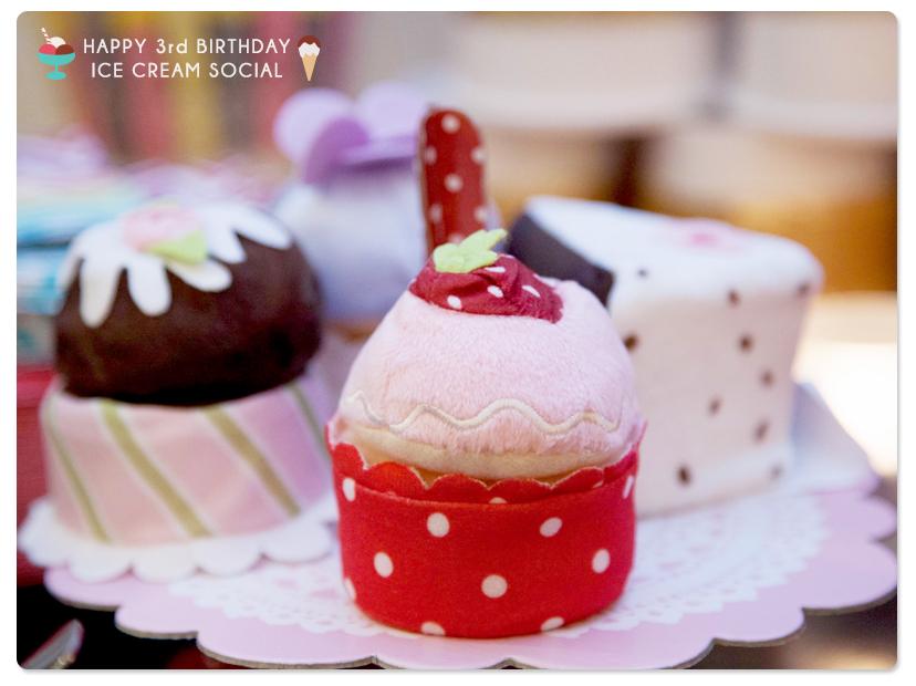 杯子蛋糕玩具組也來湊熱鬧!
