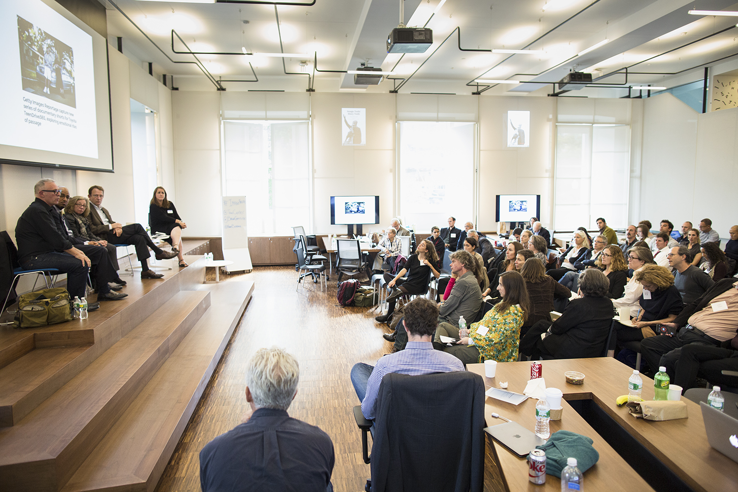 Image Truth/Story Truth  conference, Columbia Journalism School, NY, NY, October 16, 2015