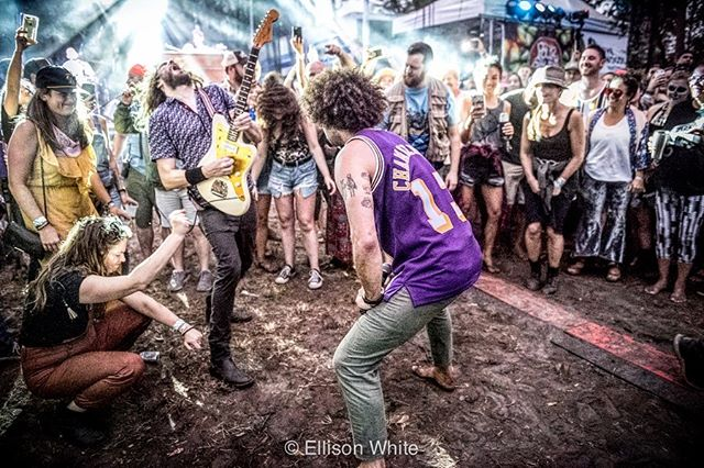 Andy Frasco & The UN | Into the Woods Festival | Charleston SC | 10.5.19 🤯 • • • • • • #andyfrasco #intothewoodsfestival #charlestonpourhouse #epic #jameson #l4lm