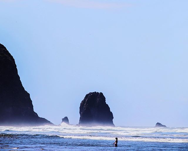 Cold Summer| Cannon Beach|OR