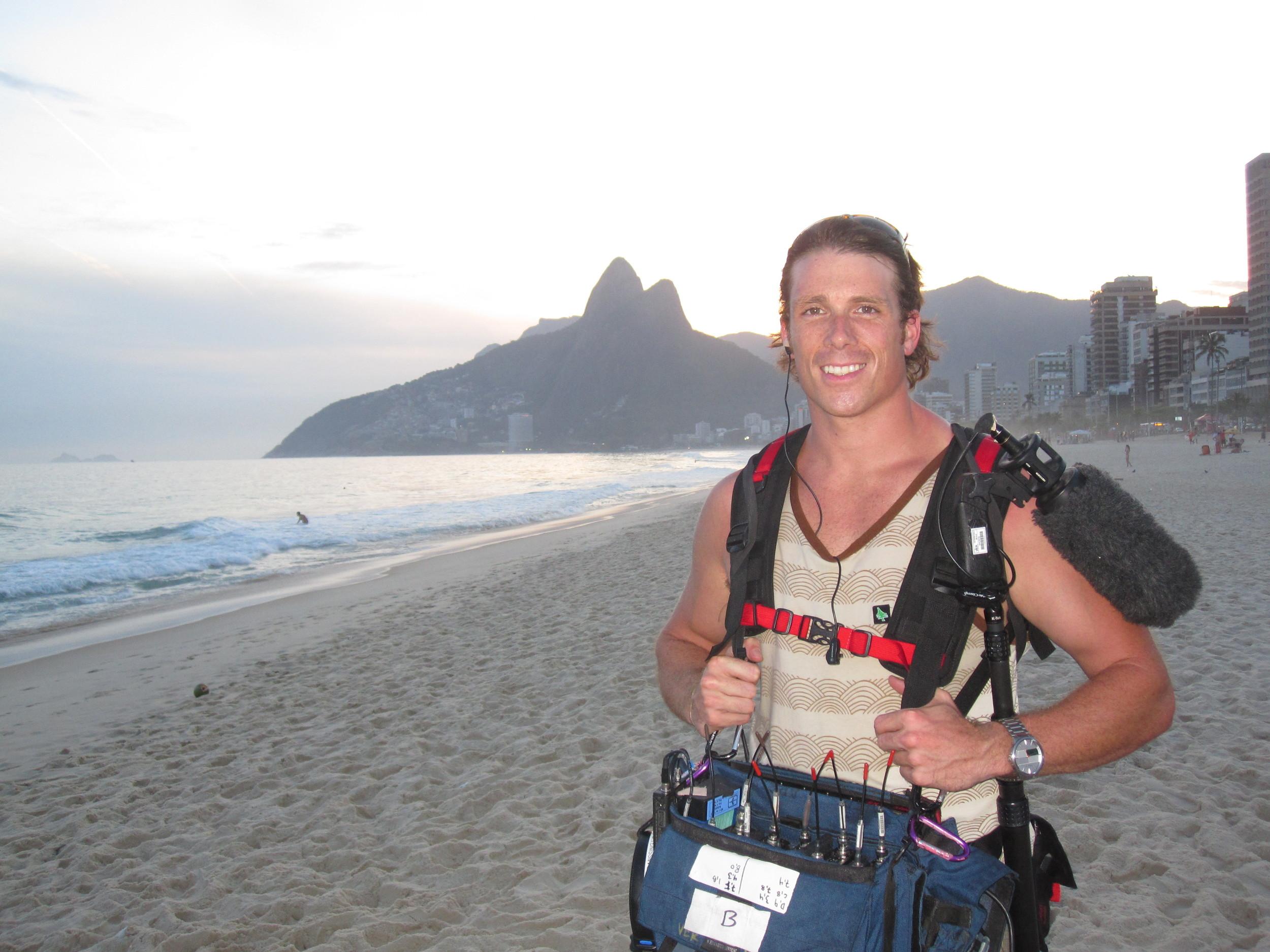 Rio De Janeiro TV Production