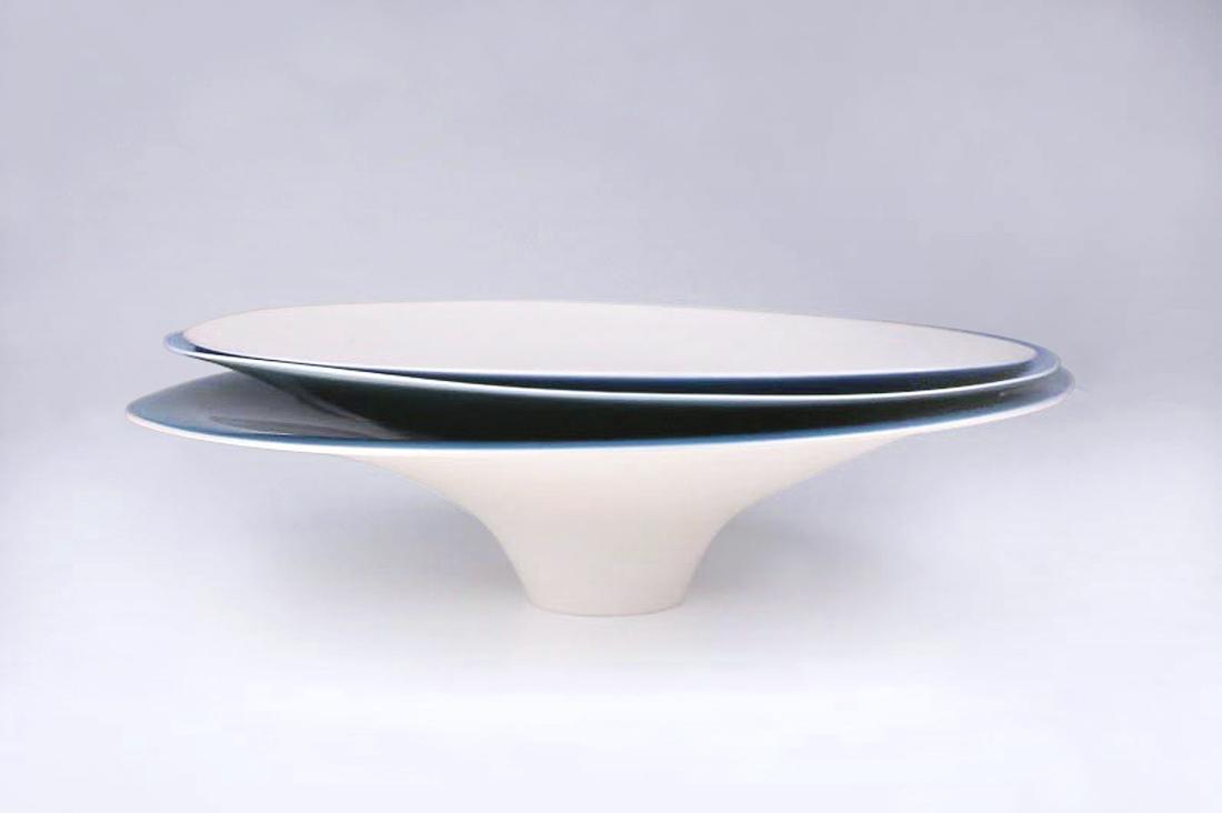 月影 — Tsukikage 2003 ø46 x h14.5cm