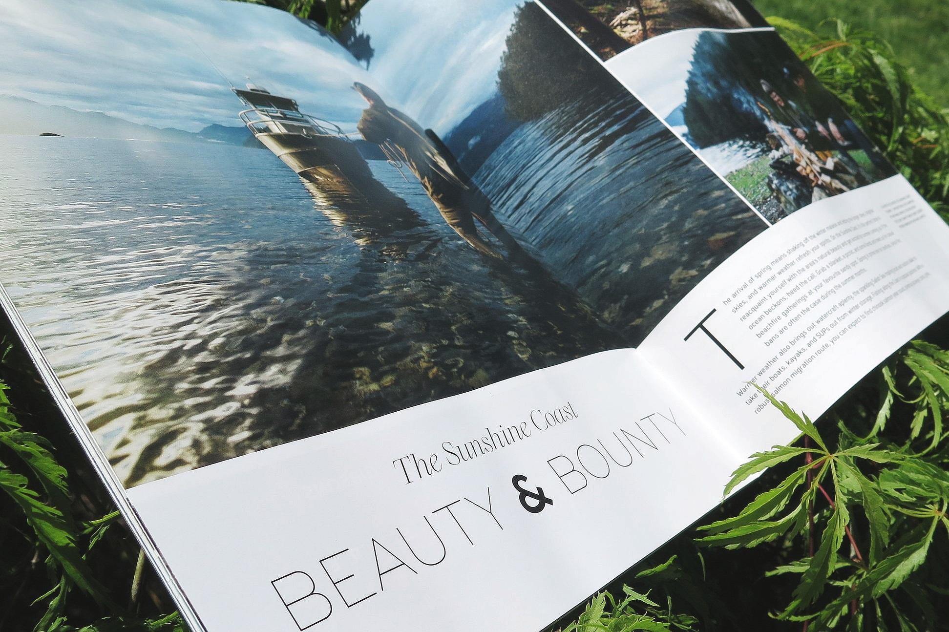 Sunshine Coast Tourism Zoom Magazine, Spring 2019