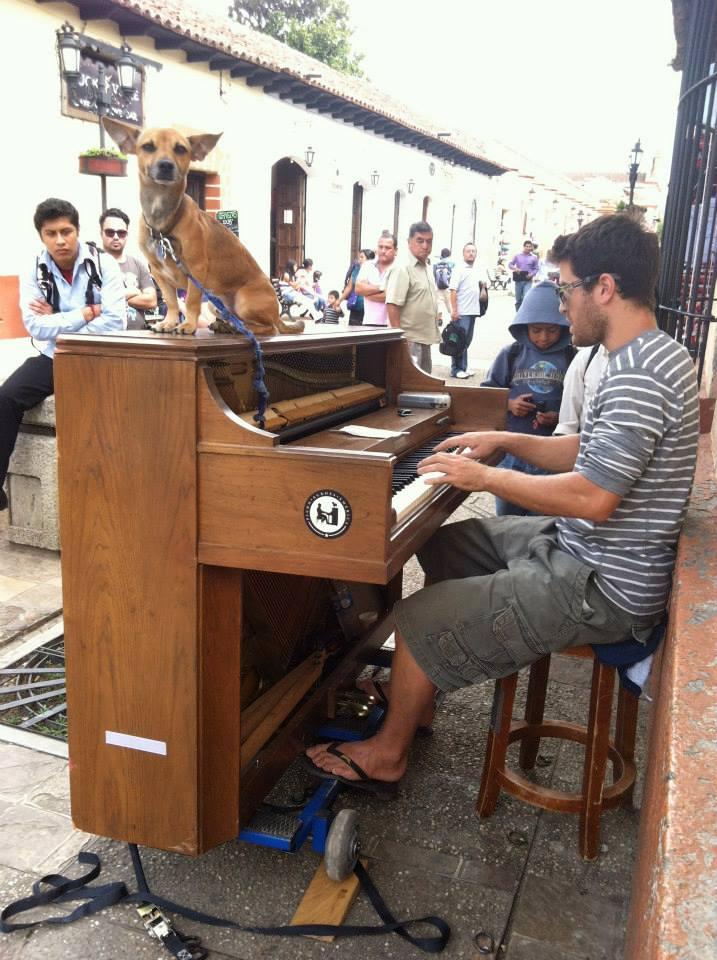 piano in mexico