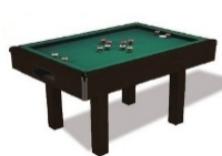 Non-Slate Bumper Pool Table